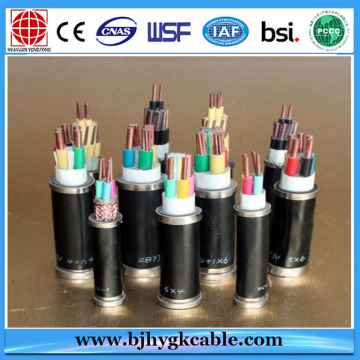 1KV 1X25mm2  1X500mm2 XLPE power cable