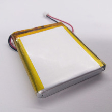 695065 rechargeable battery 2500mah li-ion polymer battery