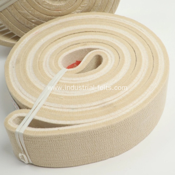 Endless Nomex Felt Belt For Aluminum Industry