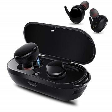 TWS V5.0 True Wireless Stereo Earbuds With Mic
