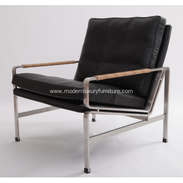 Fast Delivery for China Luxury Leather Lounge Chairs,Comfortable Leather Lounge Chair,Living Room Leather Lounge Chairs Factory Replica Leather FK6720 Armchairs export to United States Exporter