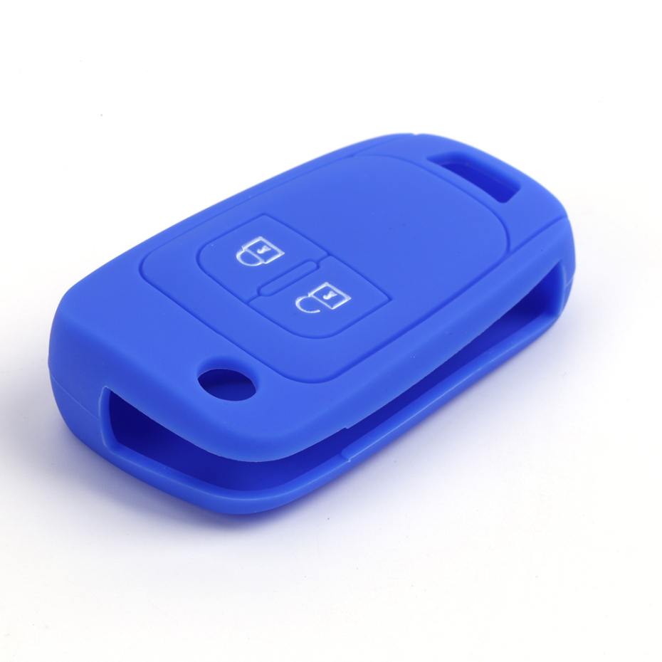 Silicone auto key set for Opel