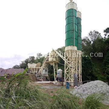 JS Series Concrete Mixer Plant For Sale