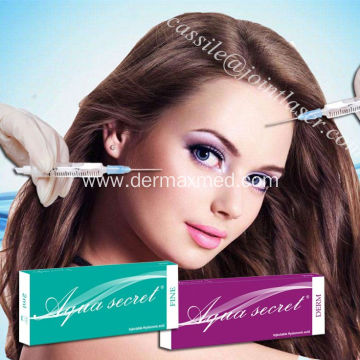 Anti Aging Hyaluronic Acid Soft Tissue Fillers