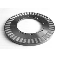 Flat rotor assembly for Linear motor