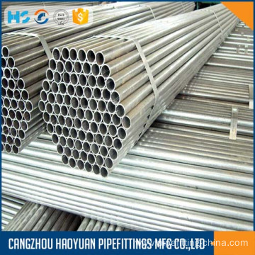 ASTMA53 Grade-B Hot Dip Galvanized Steel Pipe