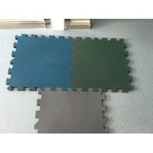 Gym Interlocking rubber tiles