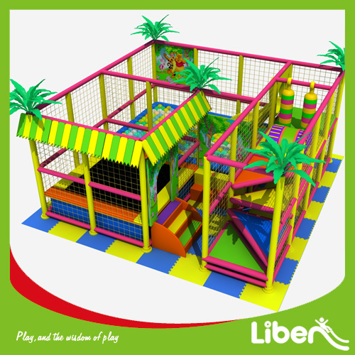Price cost of indoor amusement playground