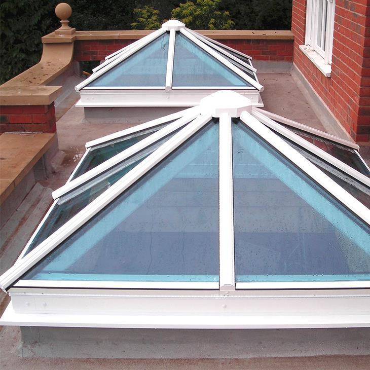 PVC roofing application