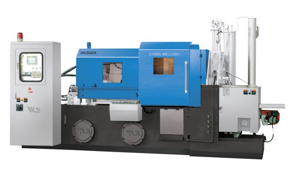 Aluminum High Pressure Die Casting Machine H/50D