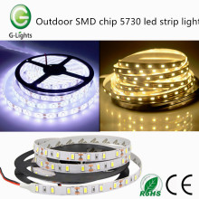 Good Quality for Dmx Strip Light, Fancy Strip Light, Flexible Led Light Strip Supplier in China Outdoor SMD chip 5730 led strip light supply to Portugal Factories