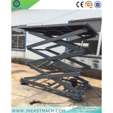 China for Stationary Scissor Goods Lift 3.0t Customized Stationary Scissor Warehouse Elevator supply to Portugal Importers