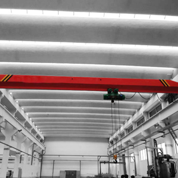 10Tons Single Girder Overhead Crane Drawing