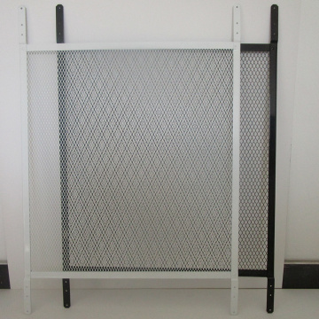 High security pet grille