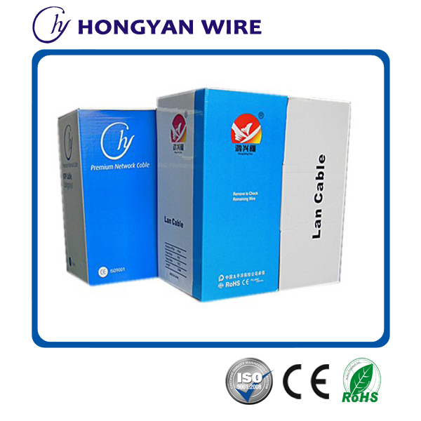 Cat 5E SFTP PVC LSZH Network Cables
