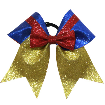 Glittery Snow White Cheer Leading Tows