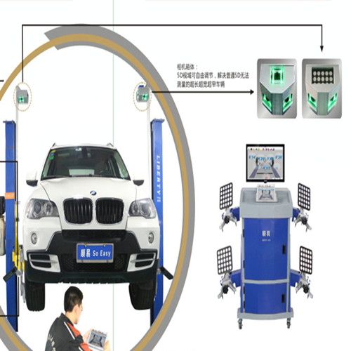 Wheel Alignment New Trend