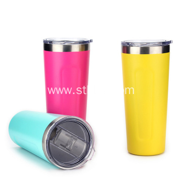Vacuum Wine Tumbler Thermal Cup