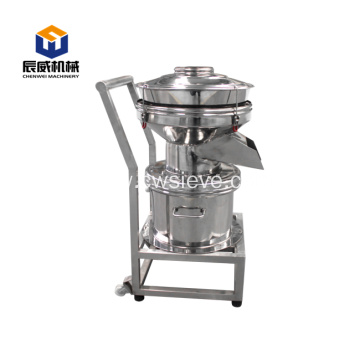 450 series stainless steel vibrating filter