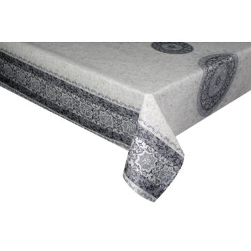 Elegant Tablecloth with Non woven backing Style Cheap