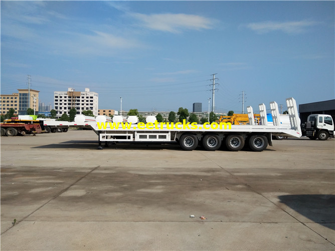 40ft Cargo Transport Trailers