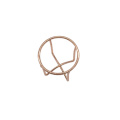 Makeup Blender Sponge Holder Small Rose Gold
