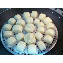 ready made dim sum milk steamed bread