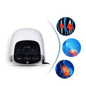 pain injuire arthritis knee care laser massager device