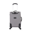 Fabric Aluminum Trolley Luggage Spinner Wheels