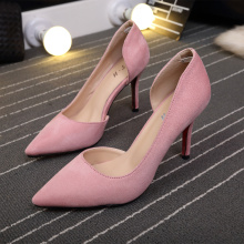 New Pointed Toe Stiletoo Heel Women Pumps
