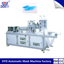 20 Years manufacturer for China Double Layers Shoe Cover Making Machine,Waterproof Shoe Cover Making Machine,Shoe Cover Making Machine Exporters Nonwoven Shoe Cover Machine Ultrasonic Welding export to Portugal Wholesale