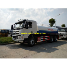 Dayun 10 Wheel 13500L Water Spray Tankers