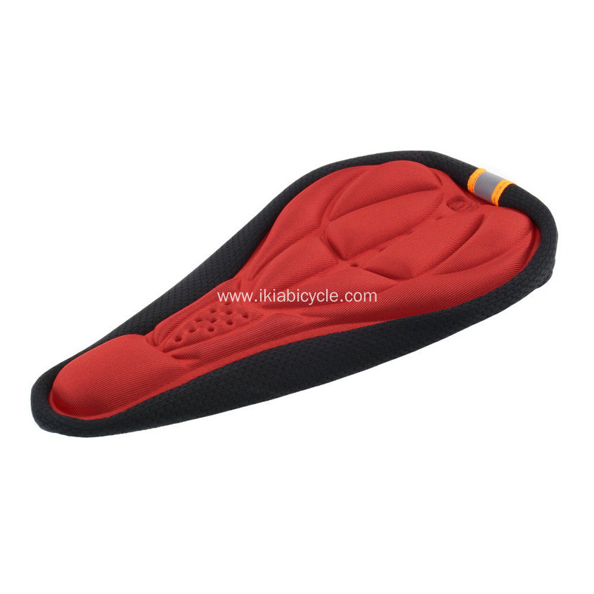 Soft Silicone Gel Bike Seat Rain Cover