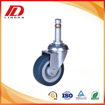Factory Supplier for for Grip Neck Caster 2 inch grip neck light duty casters export to Mongolia Suppliers