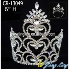 Custom beauty queen crowns wholesale princess tiaras