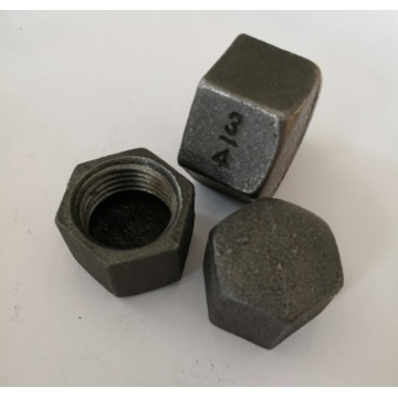 Malleable Iron Hexagon Cap