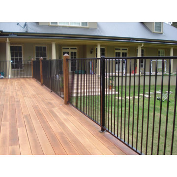 Lowest Price Elegant Security Steel Fence