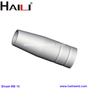 Binzel Mb15 Gas Nozzle Conical 12mm 145.0075
