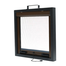 sliding window with aluminum frame sealing strips