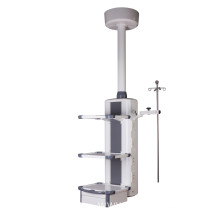 Power column manual medical column for ICU