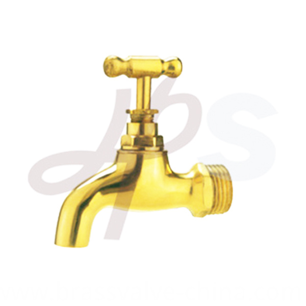 Brass Nozzle Of Polish Surface Bk07