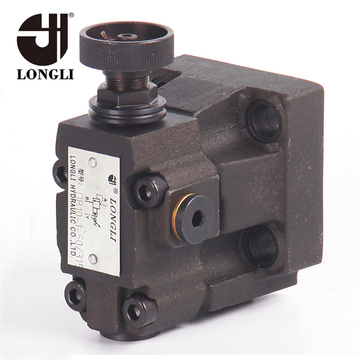 Pilot Operated High Pressure Oil Release Valve