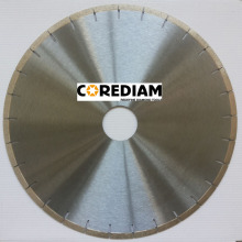 China for Diamond Saw Blades D400 Marble Silent Blade supply to Serbia Manufacturer