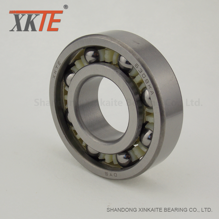 Ball Bearing For Conveyor Return Idler Spare Parts