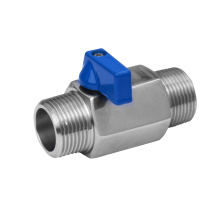 stainless steel mini ball valve	 1000 WOG