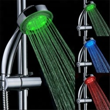 led rain shower head amazon