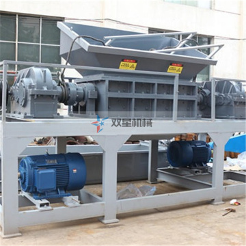 Industrial Double-axis Shredder Machine on Sale