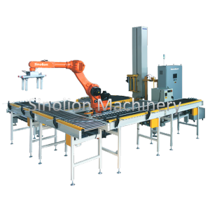 Hot Sale for Palletizing Machine Industrial Automatic Palletizing Robot export to Tokelau Supplier