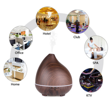 Mini Portable Ultrasonic Aroma Diffuser With Usb Cable