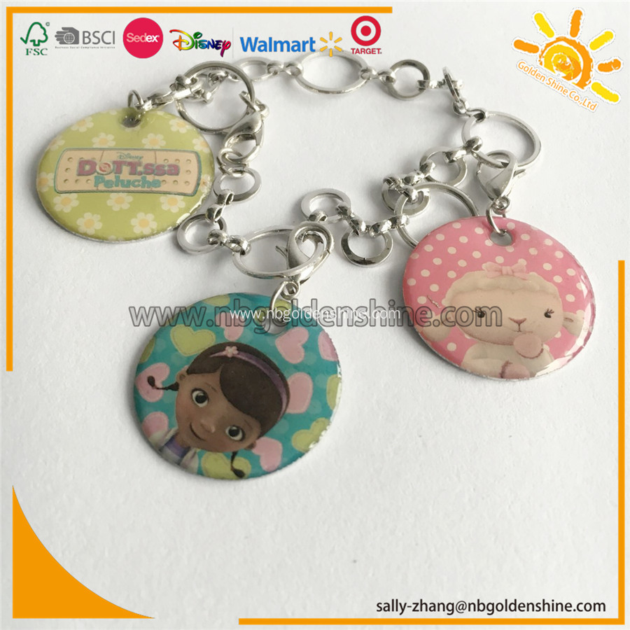 Promotion Bracelet With Charm